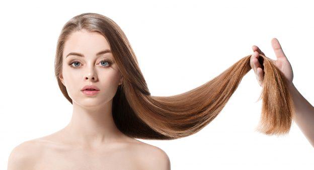 hair thick